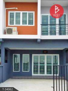 For SaleTownhouseRangsit, Patumtani : Townhouse for sale, Suetrong, Cozy, Rangsit-Khlong 6, Phase 2, Pathum Thani.