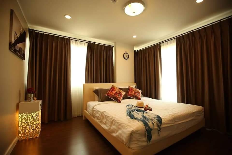 ขายคอนโดชะอำ เพชรบุรี : ขายคอนโด ชะอำ 2 ห้องนอน ถูกที่สุดในโครงการ มีให้เช่ารายเดือนด้วย