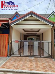 ขายทาวน์เฮ้าส์/ทาวน์โฮมมีนบุรี-ร่มเกล้า : ขาย ทาวน์โฮม หมู่บ้านไมตรีจิต ซอยเลียบวารี 90 ตรม. 23 ตร.วา