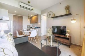 For RentCondoPattaya, Bangsaen, Chonburi : Condo for rent: Unixx, South Pattaya, sea view, 2 bedrooms, 2 bathrooms