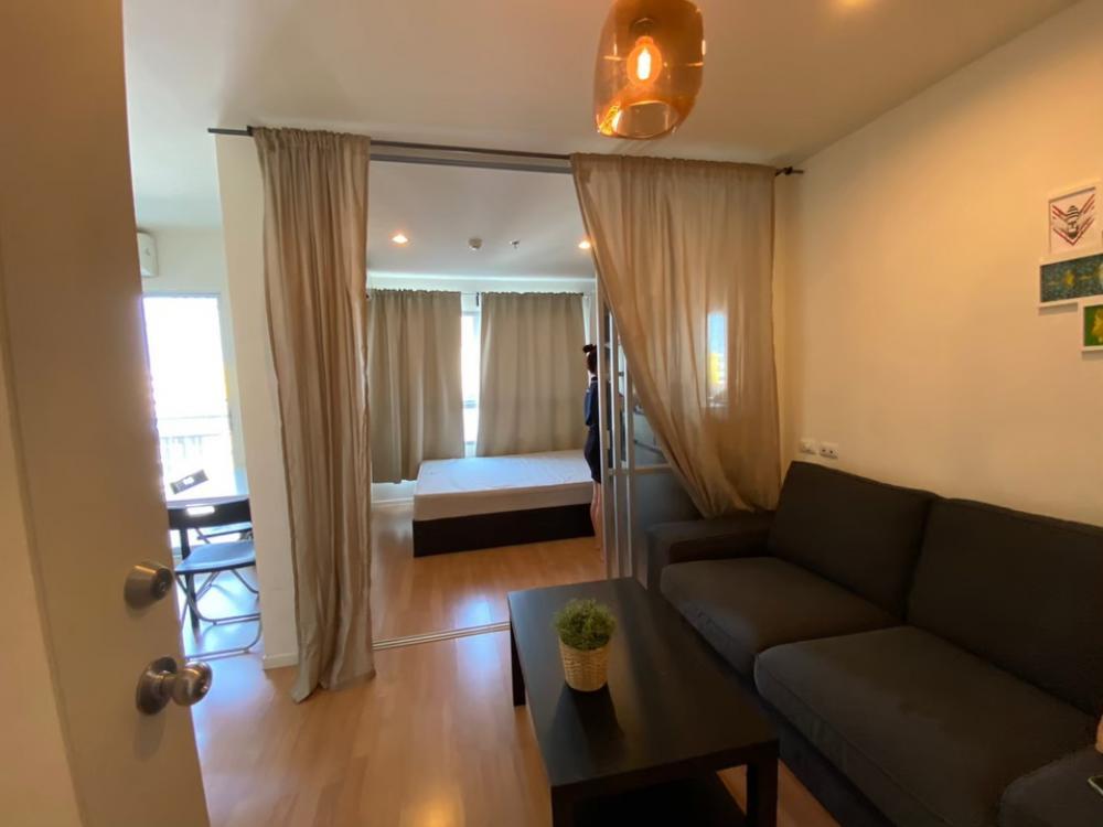 For RentCondoSeri Thai, Ramkhamhaeng Nida : Condo for rent Lumpini Ville Ramkhamhaeng 60/2.