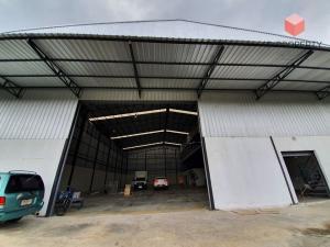 For RentWarehouseNawamin, Ramindra : Warehouse with office for rent, Ramintra, Bangkok, size 1,300 sq.m.