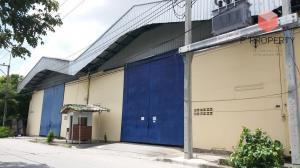 For RentWarehouseSamrong, Samut Prakan : Warehouse and office for rent, Phraeksa, Samut Prakan.