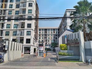 For SaleCondoBang kae, Phetkasem : Sell 2 bedroom corner condo in good condition and ready to move in Near the Blue Line Seacon Bang Khae and Bang Khae market