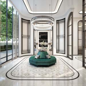 For SaleCondoWitthayu,Ploenchit  ,Langsuan : 160 Condo for sale Muniq Langsuan (Muniq Langsuan) Super luxury high-rise condominium