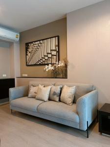 For RentCondoOnnut, Udomsuk : For rent Rhythm Sukhumvit 44/1  1Bed, size 45 sq.m., Beautiful room, fully furnished.