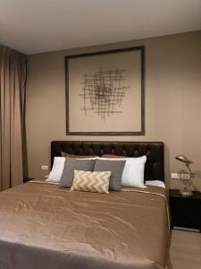 For SaleCondoOnnut, Udomsuk : For sale Rhythm Sukhumvit 44/1  1Bed, size 45 sq.m., Beautiful room, fully furnished.