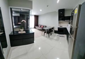 For RentCondoOnnut, Udomsuk : For rent Rhythm Sukhumvit 44/1  1Bed, size 49 sq.m., Beautiful room, fully furnished.