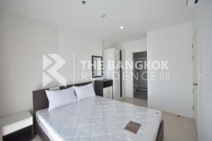 For RentCondoRama9, RCA, Petchaburi : 🌟<RENT> Aspire Rama9 🌟 1B1B 39 SQM., high floor, spacious fully-furnished room, 300 m. to MRT Rama9 @ 13,000 THB