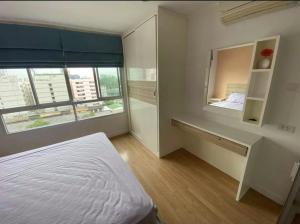 For RentCondoRama 8, Samsen, Ratchawat : For rent, Lumpini Place Rama 8, Building C, 1 bedroom, 35 sqm, 9th floor, pool view, very windy room.