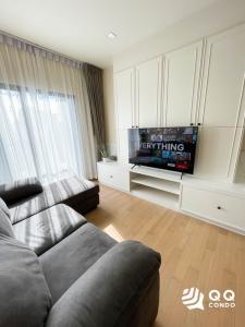 For RentCondoSukhumvit, Asoke, Thonglor : For rent  Noble Reveal Ekamai  1Bed , size 47 sq.m., Beautiful room, fully furnished.