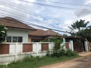 ขายบ้านอุบลราชธานี : ขายบ้านเดี่ยว 3ห้องนอน3ห้องน้ำ เนื้อที่100ตรว