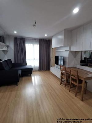 For RentCondoChengwatana, Muangthong : For rent Lumpini Ville Chaengwattana-Pak Kret 12000฿ Beautifully decorated 2 bedrooms