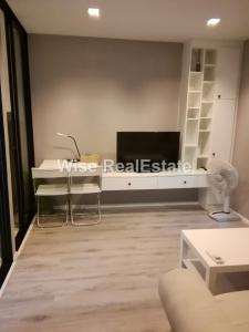 For RentCondoBangna, Lasalle, Bearing : For Rent KnightsBridge Bearing, Sukhumvit 107 One Bedroom  28 sq.m. 7,500 Baht/month