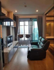 เช่าคอนโดสยาม จุฬา สามย่าน : คอนโดให้เช่า Ideo Q Chula Samyan BA21_07_156_05 ห้องสวย วิวสูง เฟอร์นิเจอร์ เครื่องใช้ไฟฟ้าครบ ราคา 18,499 บาท
