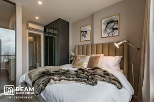 เช่าคอนโดอ่อนนุช อุดมสุข : TR004_P 💖The Room Sukhumvit69💖 **ห้องสวย แต่ครบ พร้อมเข้าอยู่** เดินทางสะดวกใกล้ BTS พระโขนง