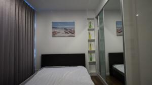 For RentCondoOnnut, Udomsuk : Condo for rent The Bloom 71 BA21_07_002_01. Complete electrical appliances, price 10,999 baht