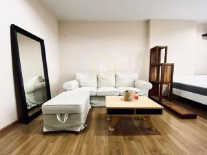 For RentCondoBang Sue, Wong Sawang : Condo for rent The Tree Interchange Studio room