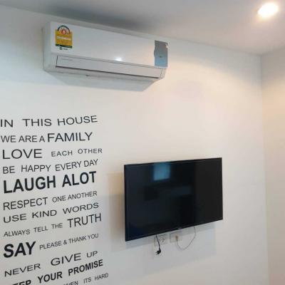 For RentCondoThaphra, Wutthakat : ให้เช่า คอนโด Ideo Wutthakat ขนาด 30.60  ตารางเมตร เฟอร์นิเจอร์และเครื่องใช้ไฟฟ้าครบ