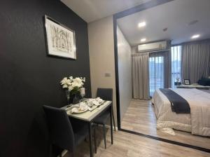For RentCondoVipawadee, Don Mueang, Lak Si : [For Rent] Condo Modiz Station Phaholyothin 59 1 bedroom 1 bathroom, size 26.03 sq.m., 6th floor.