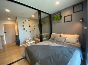 For RentCondoRangsit, Patumtani : [For Rent] Condo Kave Town Shift Condo near Bangkok University Rangsit 1Bedroom 1Bedroom 1Bathroom Size (24.22 sq.m.) Floor 6