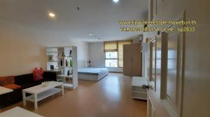 For SaleCondoThaphra, Talat Phlu, Wutthakat : Sell Life @ BTS Tha Phra * near BTS Talat Phlu, only 300 m.*; Area 42 sq m., 16th floor, spacious room