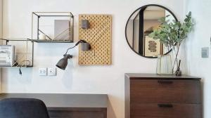 เช่าคอนโดรังสิต ธรรมศาสตร์ ปทุม : [ให้เช่า] คอนโด Kave Town Space คอนโดที่ใกล้ ม. กรุงเทพ รังสิต 1 Bedroom Extra 1 ห้องนอน 1ห้องน้ำ ขนาด (27 ตร.ม.) ชั้น 6