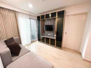 เช่าคอนโดเกษตรศาสตร์ รัชโยธิน : Elio Del Moss ให้เช่า 2 ห้องนอน 1 ห้องน้ำ 47 ตร.ม. ชั้น 8 ราคา 18,000 บาท/เดือนเฟอร์ครบพร้อมอยู่ใกล้ซอยพหลโยธิน34