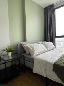 เช่าคอนโดบางซื่อ วงศ์สว่าง เตาปูน : ให้เช่า The Tree อินเตอร์เชนจ์ Studio 23 ตรม. ชั้น 39 ตึก A วิวแม่น้ำ ห้องใหม่ ตกแต่งสวย พร้อมเข้าอยู่