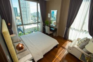 For RentCondoSukhumvit, Asoke, Thonglor : For Rent QUATTRO BY SANSIRI Corner room / south