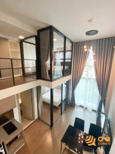 For SaleCondoRama9, RCA, Petchaburi : For sale  Ideo New Rama 9 - 2Bed , size 51 sq.m., Beautiful room, fully furnished.