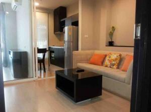For RentCondoOnnut, Udomsuk : Best price! Rhythm sukhumvit 44/1 for rent 1 bedroom 1 bathroom 32 sq.m. fl.5 Fully furnished, Ready move in near BTS Phrakhanong