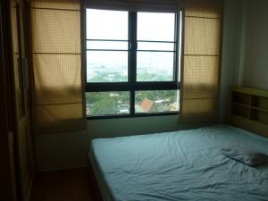 For SaleCondoOnnut, Udomsuk : Urgent sale!!! 1 bedroom, 35 sqm., 17th floor, tower 1, Lumpini Ville Condo Sukhumvit 77 **Good location, cheap price**