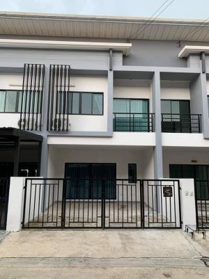 For RentTownhouseRama5, Ratchapruek, Bangkruai : Urgent ❗❗ Townhome for rent 2 floors In Town Tiwanon - Chaengwattana