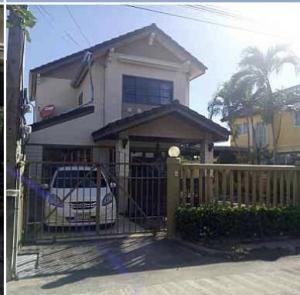 For SaleHouseRangsit, Patumtani : 2 storey detached house for sale, Chuan Chuen Garden Ville Village, Bang Dua, Pathum Thani
