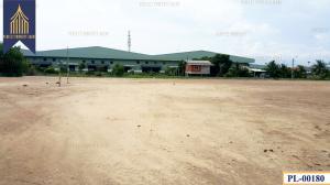 For SaleLandSamrong, Samut Prakan : Land 7 rai Suksawat-Khu Sang Phra Samut Chedi