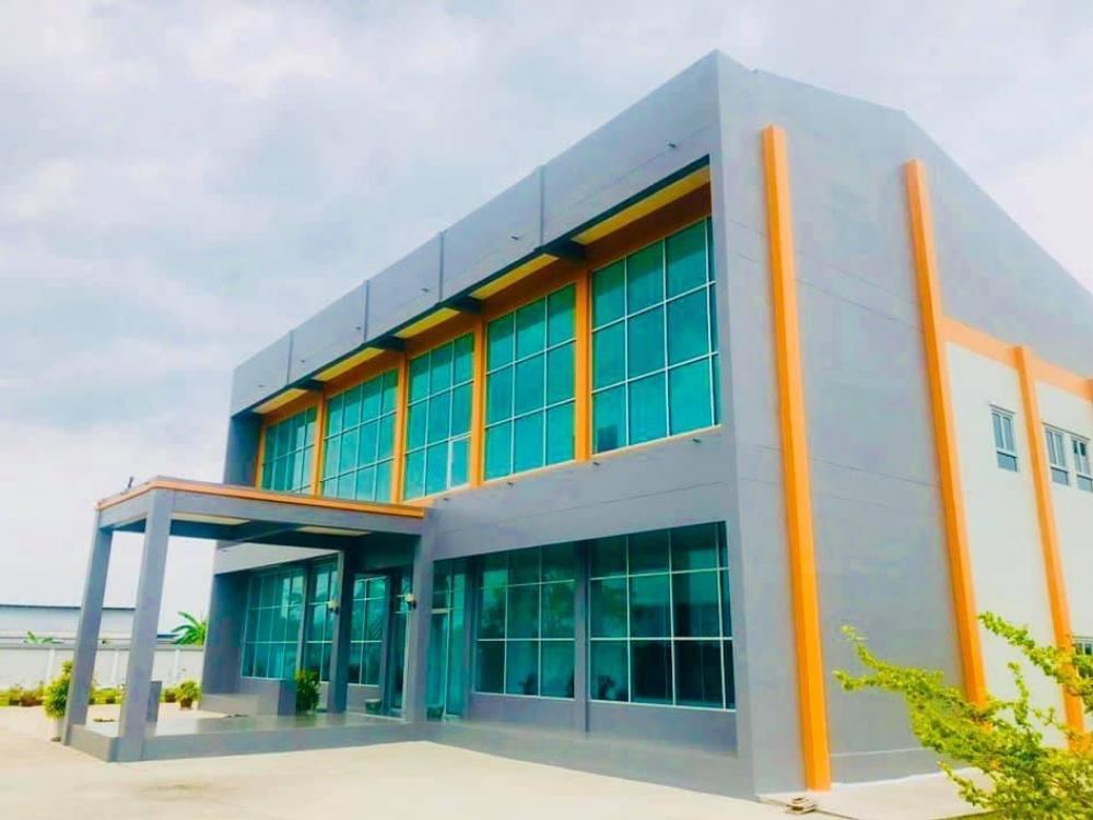For SaleFactoryLadkrabang, Suwannaphum Airport : ready-made factory for sale near the Suvarnabhumi logistics system