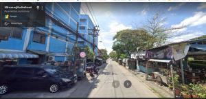 For RentLandSamrong, Samut Prakan : Land for rent, Thepharak Km4, Soi Phataniwet, 640 sq m.
