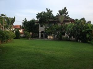 For SaleHouseRamkhamhaeng,Min Buri, Romklao : ss055  Quick sale, detached house, detached house, Flora Ville Park City (Suwinthawong)