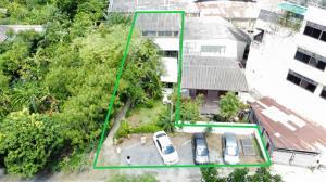 For SaleLandBang Sue, Wong Sawang : Land for sale on Bangkok-Nonthaburi road, between the Purple Line. Tiwanon Station and Wong Sawang Station 🔥🔥