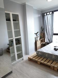 เช่าคอนโดลาดพร้าว71 โชคชัย4 : My Story Ladprao 71 ห้องสวย เลี้ยงสัตว์ได้ ใกล้ทางด่วน  🔥 For Rent 🔥