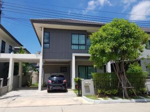 For SaleHouseRathburana, Suksawat : 2 storey house for sale, area 36 sq m. Grand Pleno Suksawat - Rama 3 Pracha Uthit 54 cheap price.