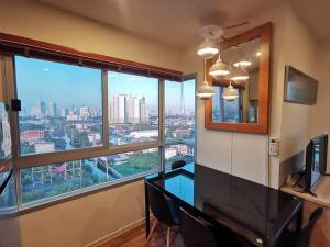 For RentCondoRathburana, Suksawat : W0610 For rent, Lumpini Ville Suksawat-Rama 2, 1 bedroom 1 bathroom Room size 26 sqm, 16th floor, corner room, river view, fully furnished