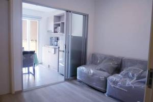 For RentCondoThaphra, Wutthakat : W0611 For rent, Elio Sathorn-Wutthakat, 1 bedroom 1 bathroom Room size 32 sqm. , 9th floor, Building B, fully furnished