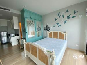 For SaleCondoSukhumvit, Asoke, Thonglor : For sale Noble Refine - Studio, size 32 sq.m., Beautiful room, fully furnished.