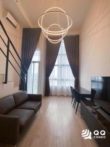 ขายคอนโดพระราม 9 เพชรบุรีตัดใหม่ : ** ขาย Ideo New Rama 9 - 1 ห้องนอน ขนาด 37 ตร.ม. พร้อมอยู่ ใกล้ ARL รามคำแหง **