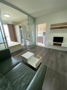 For RentCondoRayong : D Condo Nakorn Rayong for rent 30square meters 1bedroom 1bathroom