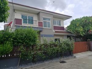 For RentHouseRamkhamhaeng,Min Buri, Romklao : House for rent Siriya Suan Siam AOL-F81-2107004231.
