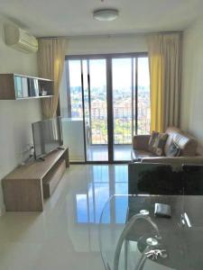 For RentCondoLadprao, Central Ladprao : Condo for rent Ideo Ladprao5 BA21_07_157_05 furniture, electrical appliances, price 18,999 baht.