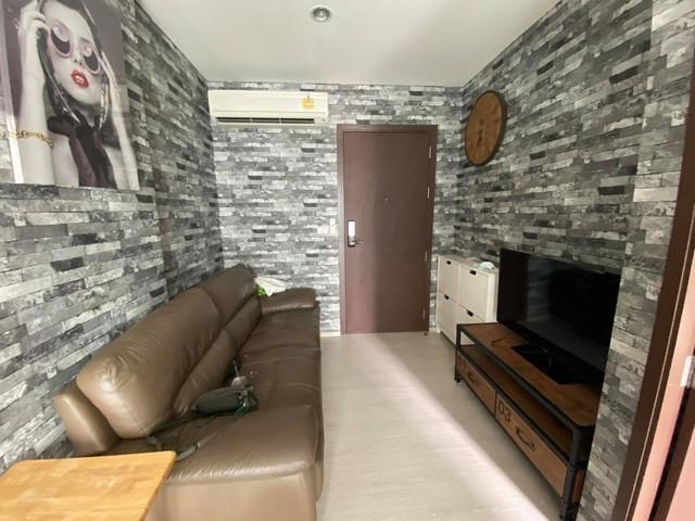 เช่าคอนโดพระราม 9 เพชรบุรีตัดใหม่ : ให้เช่าคอนโด Rhythm อโศก 1 ขนาด 1ห้องนอน ใกล้ MRT พระราม 9 ห้องใหญ่ ราคา Covid
